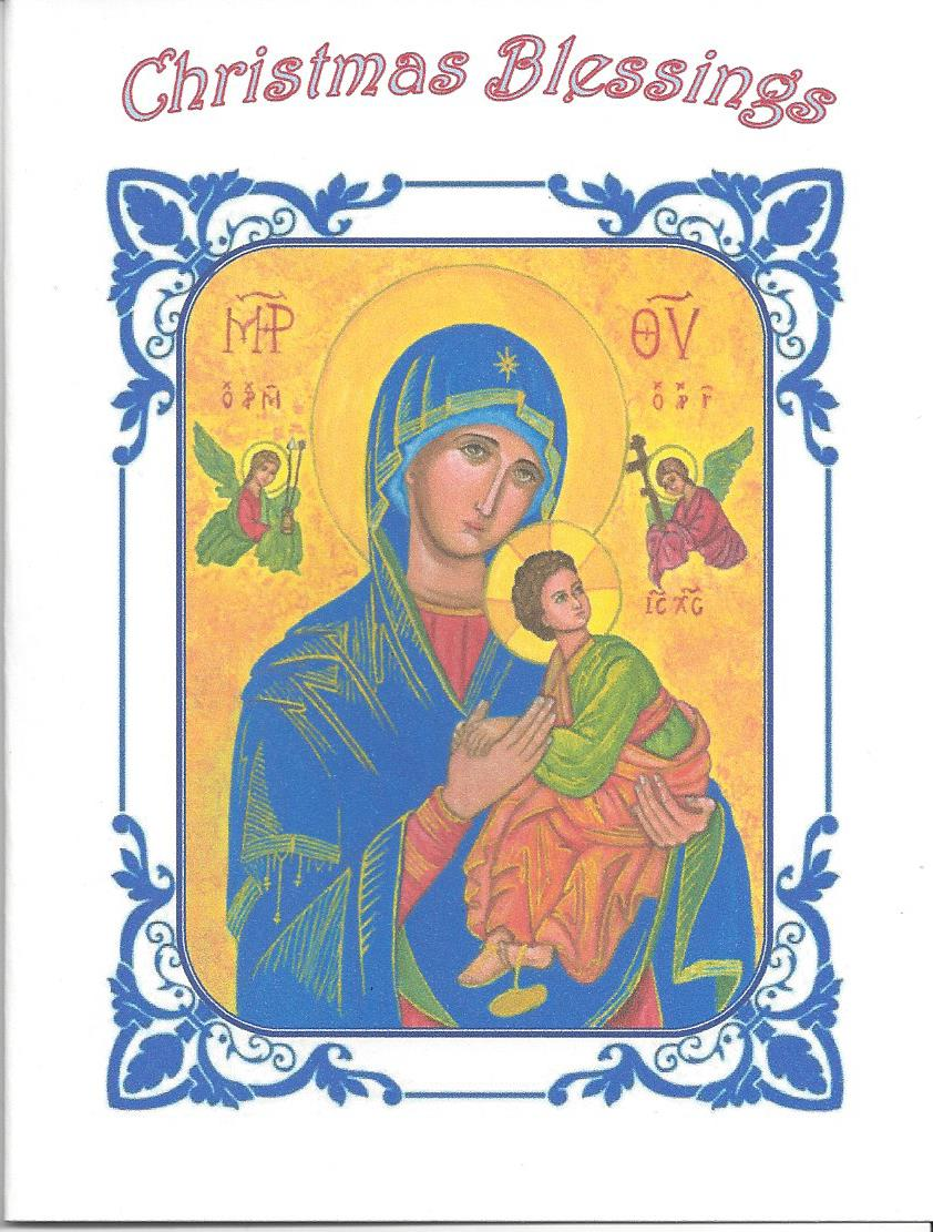 Christmas Our Lady of Perpetual Help