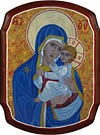 Our Lady of Mount Carmel Icon